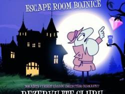 Escape room Bojnice - Záhada růžového pantera Bojnice