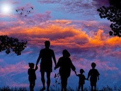 Rodinná pohoda v Tatrách Štrbské Pleso