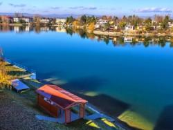 Rodinný víkend na Slunečních jezerech v Senci Senec