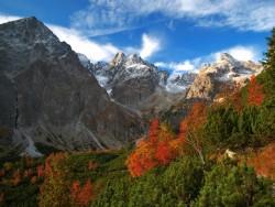Farebná Jeseň vo Vysokých Tatrách (procedúra + vstup do wellness) Horný Smokovec