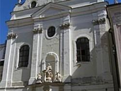 Františkánsky kostol Zvestovania Pána v Bratislave