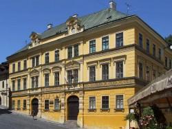 Fritzov dom Banská Štiavnica