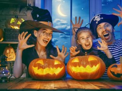 Halloween stay with program for children and adults (pool and sauna world) Dudince