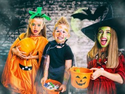 Halloweenský víkendový pobyt ve Vysokých Tatrách s bohatým programem a neomezeným wellness Nový Smokovec