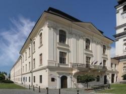 Historická budova Teologickej a Filozofickej fakulty Trnavskej Univerzity Trnava