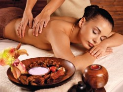 Weekend stay with massage and unlimited wellness Vyhne