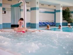 Relaxačný pobyt (krytý bazén, vírivka) Dudince