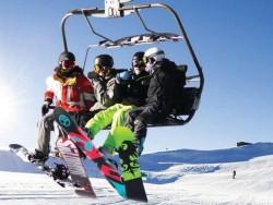 Jarná lyžovačka vo Vysokých Tatrách Stará Lesná