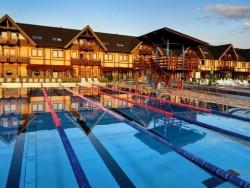 Podzimní prázdniny 2019 ve Vodním parku Bešeňová se vstupem do bazénů a saunového světa Bešeňová