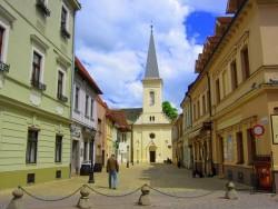 Kalvínsky kostol Košice