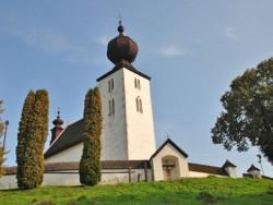 Kostol Ducha svätého v Žehre Žehra