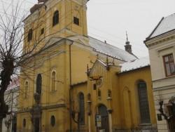 Kostol Najsvätejšej Trojice (Jezuitský kostol)
