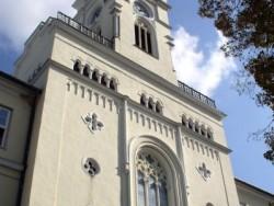 Kostol navštívenia Panny Márie Nitra