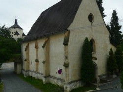 Kostol Panny Márie Snežnej Banská Štiavnica