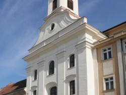 Kostol sv. Anny (uršulínsky) Trnava