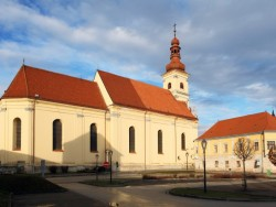 Kostol sv. Jakuba – františkánsky Trnava
