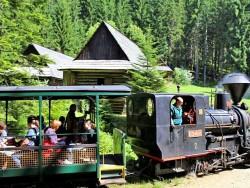 Historická lesní železnice (Kysuce/Orava) Nová Bystrica (Čadca)