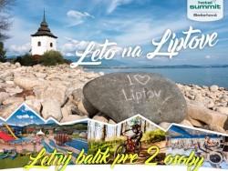 Letný balík na Liptove pre 2 osoby Bešeňová