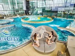 Letní pobyt 2020 v Aquaparku Aquacity Poprad, Poprad