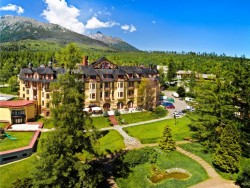 Summer stay 7 = 6 nights in the High Tatras O Starý Smokovec