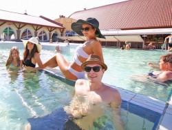 Letný pobyt so vstupom na termálne kúpalisko Veľký Meder