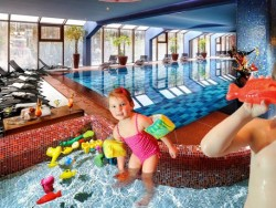 Summer family stay in Jasna with unlimited access to wellness Demänovská Dolina