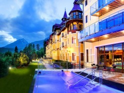Summer wellness stay 7 = 6 nights in the High Tatras Tatranská Lomnica