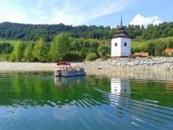 Sightseeing by Boat Mara Liptovský Trnovec