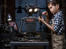 Májový relax s robotmi Patince