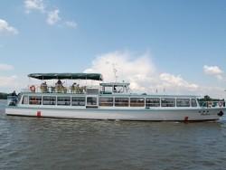 MARINA - Vyhliadkové plavby po Dunaji Patince