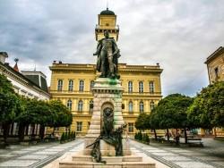Mestská Radnica Komárno Komárno
