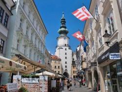 Michalská Brána Bratislava
