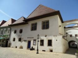 Miklosova väznica Košice