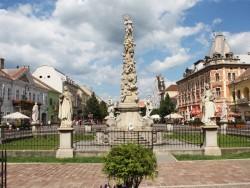 Morový stĺp – Immaculata Košice
