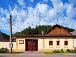Muzeum kinematografie rodiny Schusterové v Medzeve Medzev