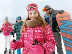 Novoročná lyžovačka vo Vysokých Tatrách Nová Lesná