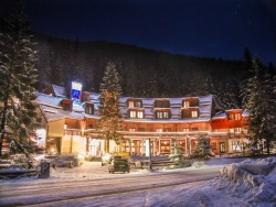 New Year's getaway in Jasna with procedures and swimming pool Demänovská Dolina