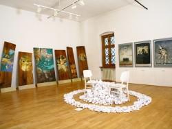 Oravská galéria, Župní dom Dolný Kubín