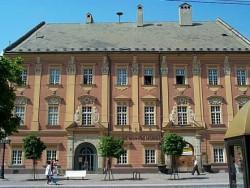 Palác Hornouhorského generálneho kapitanátu Košice