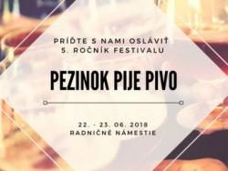 Pezinok Pije Pivo 2018 Pezinok