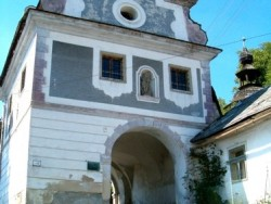 Piargská brána Banská Štiavnica