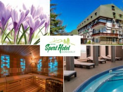 Spring stay with unlimited wellness Donovaly