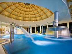 City break with entry to the pool world Bardejovské kúpele (Bardejov Spa)