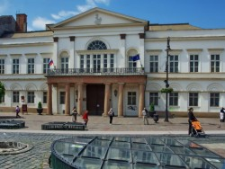Pongrácovsko-forgácsovský palác Košice