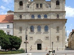 Premonštrátny kostol  Košice