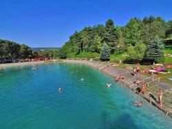 Naturalny basen letni Makovica Nižná Polianka