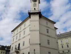 Radnica v Banskej Štiavnici Banská Štiavnica