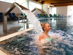 Relaxačný pobyt cez týždeň s neobmedzeným bazénovým a saunovým svetom, Dudince Hotel Hviezda Dudince