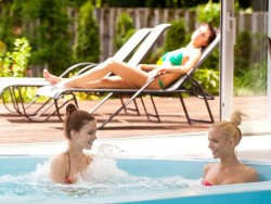 Relax getaway in Piešťany with unlimited pool entry Piešťany