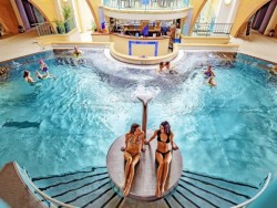 Relax csomagajánlat az Aquacity Popradban, belépéssel az Aquaparkba és a Wellnessbe Poprad